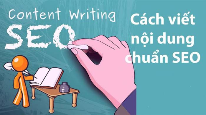 viết bài chuẩn seo