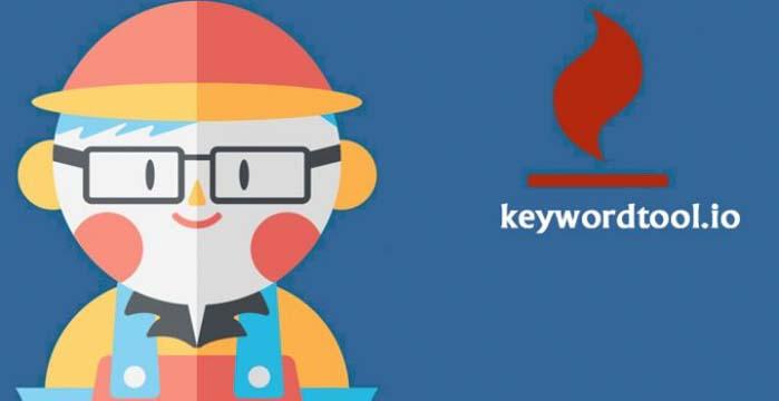 công cụ keywordtool io