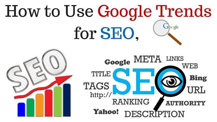 google trends vs seo
