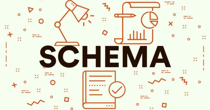 sử dụng schema
