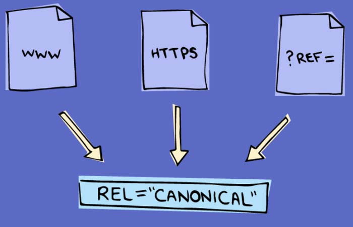 the canonical va sitemap