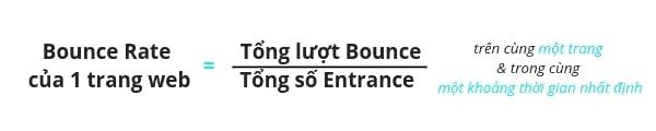 bounce rate google analytics la gi